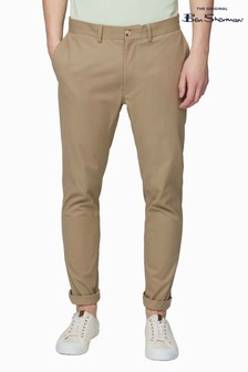 Ben Sherman Stone Signature Slim Stretch Chinos