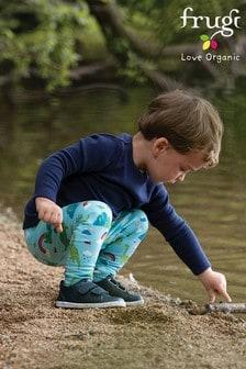 Frugi GOTS Organic Super Stretch Leggings - Nessie