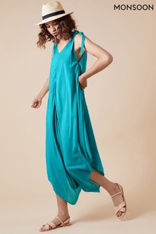 Monsoon Blue Sara EcoVero™ Romper