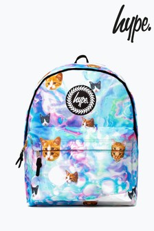 Hype. Holo Kitty Backpack