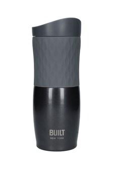 Built 16oz Tilt Charcoal/Grey Tumbler