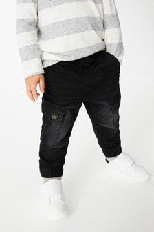 Cargo Jeans (3mths-7yrs)