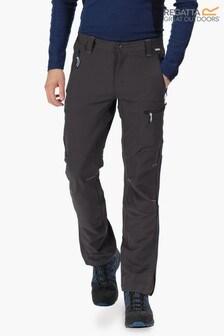 Regatta Grey Questra Ii Softshell Trousers