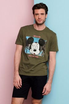 Mickey Mouse™ Short Pyjama Set