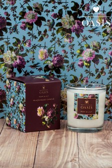 Oasis Pear & Lily Candle
