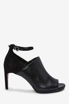 Platform Shoe Boots