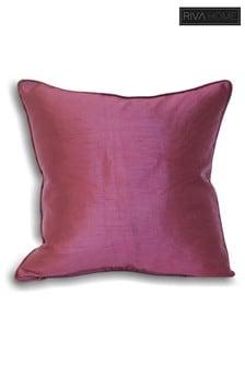 Riva Home Fiji Faux Silk Cushion