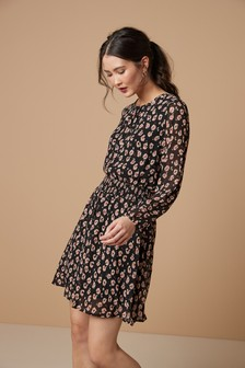 Smock Waist Dress