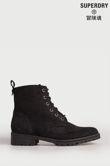 Superdry Commando Boots