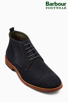 Barbour® Navy Benwell Chukka Boot