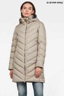 G-Star Whistler Slim Down Long Coat