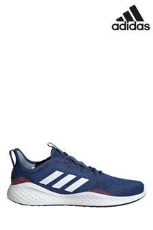 adidas Train Navy/White Fluid Flow Trainers