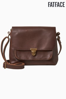 FatFace Brown Olivia Cross Body Bag
