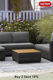 Salta Lounge Set by Allibert