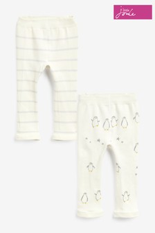 Joules Leggings Two Pack