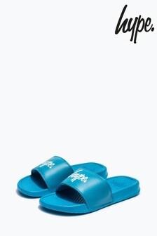 Hype. Turquoise Block Sliders