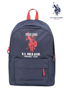 U.S. Polo Assn. Navy Big 90 Backpack
