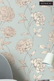 Arthouse Pretty Floral Wallpaper