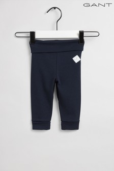 GANT Baby Lock Up Organic Cotton Trousers