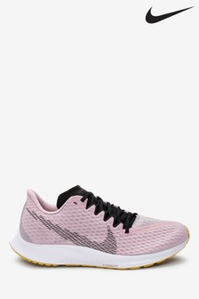 Nike Run Lilac Zoom Rival Fly 2 Trainers