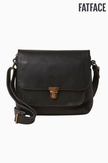 FatFace Black Olivia Cross Body Bag