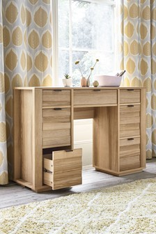 Barton Storage Dressing Table / Desk
