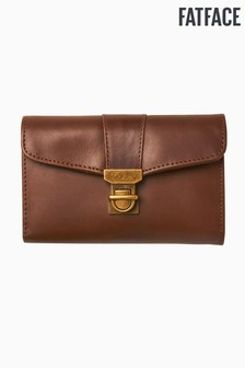 FatFace Brown Olivia Purse