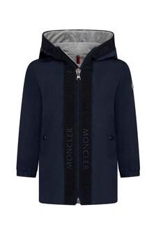 Moncler Enfant Baby Boys Navy Abidos Jacket