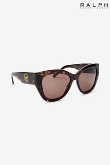 Ralph Lauren Tortoiseshell Cat Eye Sunglasses