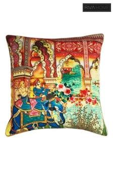 Darbar Textured Cushion by Riva Home