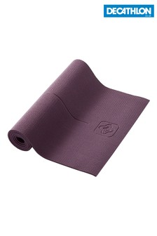 Decathlon Gentle Yoga Mat 8mm Domyos