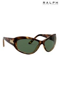 Ralph by Ralph Lauren Dark Havana Sunglasses