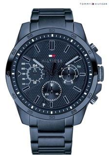 Tommy Hilfiger Blue Bracelet Watch