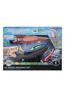 Dicovery Mindblown Anatomy 4D Shark
