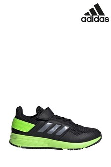 adidas Train Black FortaFaito Junior & Youth Trainers