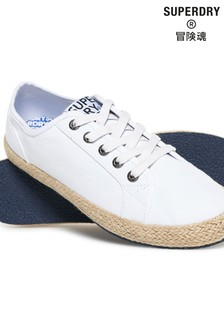 Superdry Lace-Up Espadrille