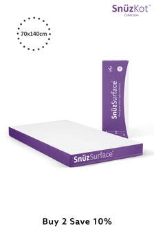 SnuzSurface Adaptable Cot Bed Mattress 70 x 140cm