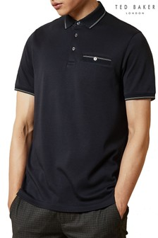 Ted Baker Blue Boomie Polo