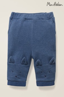 Boden Blue Fox Knee Bottoms