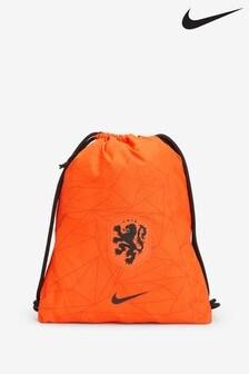 Nike Orange Netherlands Gymsack