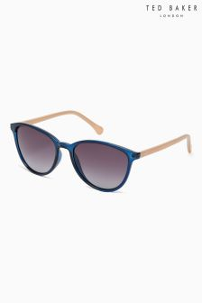 Ted Baker Navy Nude Arm Tierney Sunglasses