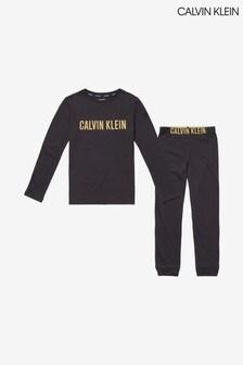 Calvin Klein Kids Intense Power Gold Pyjama Set