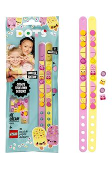 LEGO 41910 DOTS Ice Cream Besties Bracelets Jewellery Set
