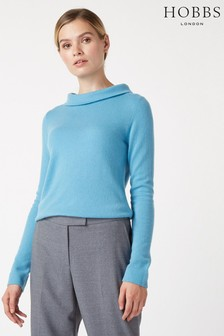 Hobbs Blue Audrey Sweater