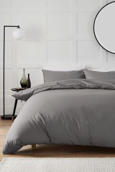 Grey Bedding & Bed Linen | Grey Duvet Covers & Bed Sheets