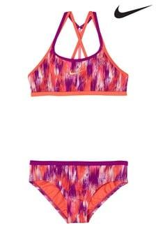 Nike Sprinkles Crossback Bikini Set