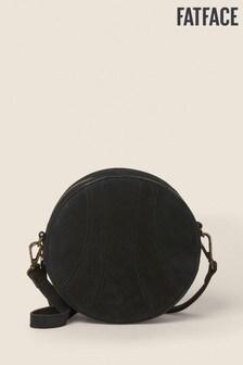 FatFace Black Rita Round Cross Body Bag