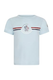 Moncler Enfant Baby Cotton T-Shirt