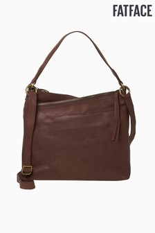 Fatface Brown Scarlett Shoulder Bag