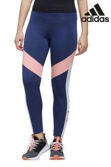 adidas D2M Colourblock 7/8 Leggings